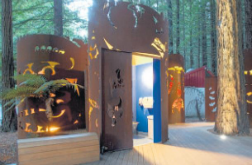 Redwood loos win top award