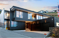 From earthquake write-off to award winning home for Christchurch couple