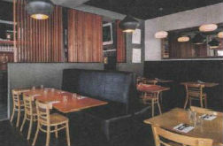 New look a winner for Freemans Dining Room