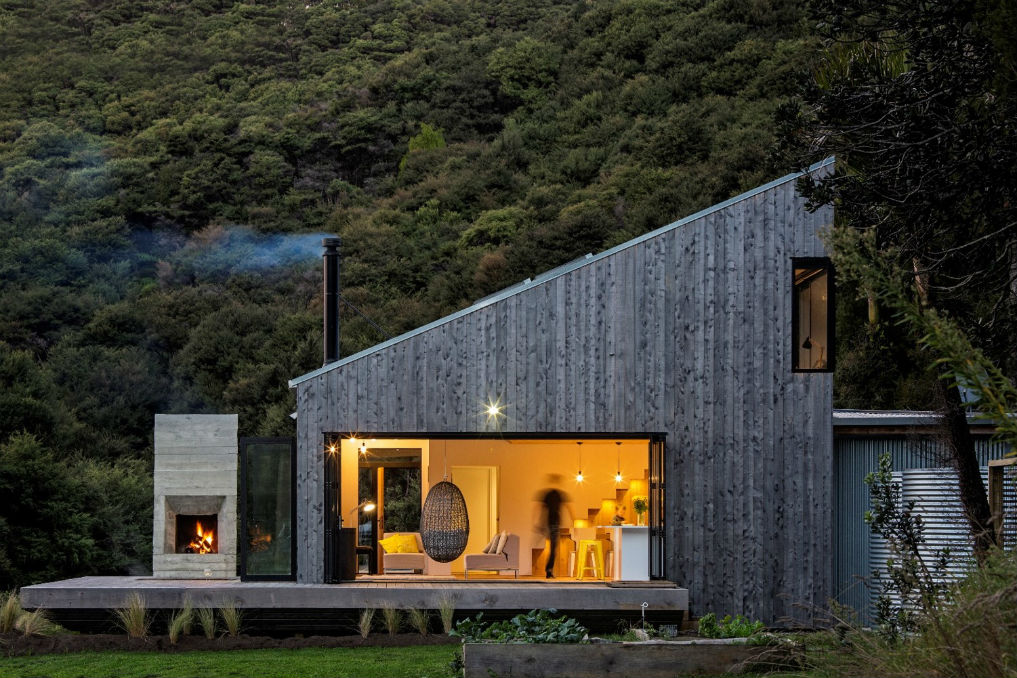Back Country House