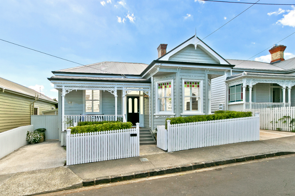Heritage home tugs at heartstrings