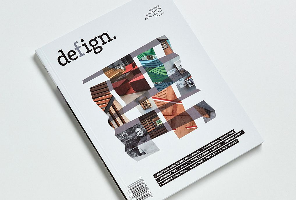 Defign - Issue six