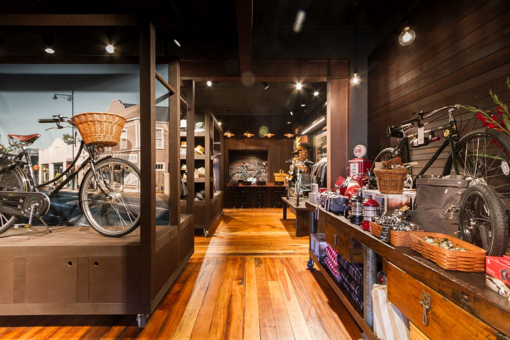 Bicycle shop wins architecture award