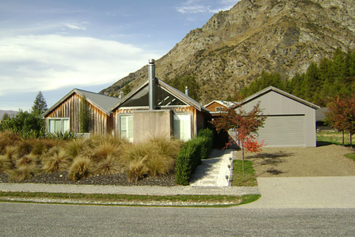 House design queenstown - New House Foster House Station Lodge Queenstown