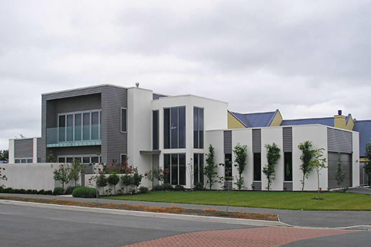 Adnz architectural designers new zealand ashburton residence ashburton 2008 malvernweather Image collections