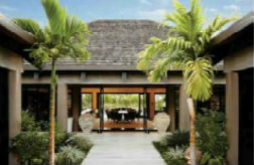 Designing a pacific island retreat