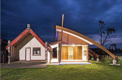 Waimana marae wins design award