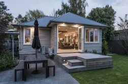 Stunning Rangiora bungalow makeover recognised by ADNZ
