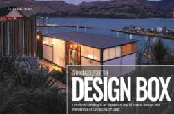 Thinking outside the design box